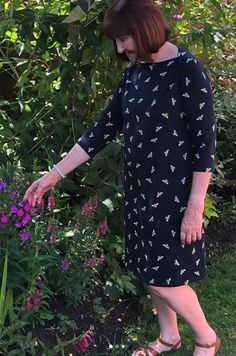 Carol's Romy Dress - Sewing pattern by Tilly and the Buttons