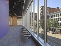 Gallery of August Wilson Center for African American Culture / Perkins+Will - 7