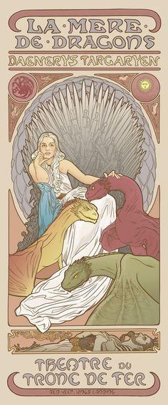 Daenerys Targaryen a