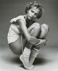 Natasha poly, Patrick demarchelier and Vogue paris on Pinterest