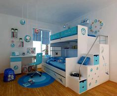 Beautiful Bedroom Design For Kids.   Funny Images Gallery
