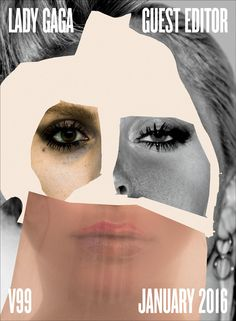 Lady Gaga Named Guest Editor of V Magazine's January Issue  Lady Gaga, V Magazine