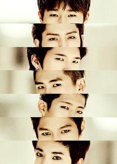 Sunggyu, Dongwoo, Woohyun, Hoya, Sungyeol, Myungsoo, Sungjong #INFINITE