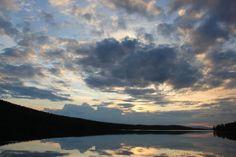 Lake Buro, Dalarna, Sweeden