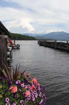 Priest lake Idaho