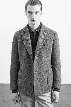 40c7e35a7 President s Gavin jacket in Jamieson s of Shetland wool