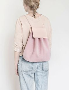 BACKPACK III PINK