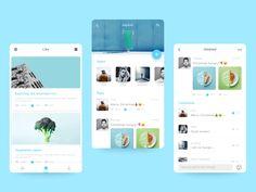 GO LOOK APP DESIGE by Tice #Design Popular #Dribbble #shots
