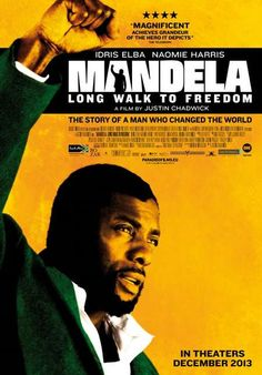 Mandela: Long Walk to Freedom. Brilliant portrayal of a story everyone should know about!