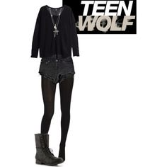 """Teen Wolf Hotel California"" by wolfaddict22 on Polyvore"