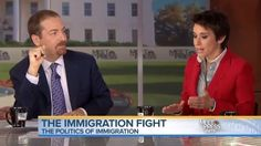 "During a panel discussion on NBC's Meet the Press on Sunday, Amy Walter of the Cook Political Report argued that the reason comprehensive immigration reform wasn't getting passed was because of the racial makeup of House Republican districts: ""Here's the problem with the House, at the end of the day, the House does not look like the country."""