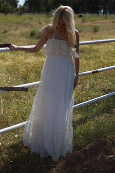 Bohemian Vintage Wedding Dresses  Ophelia by DaughtersOfSimone, $715.00