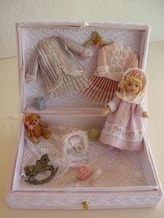 Lacey doll in box