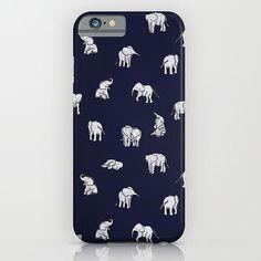 Baby elephants iPhone 6 case ($35)