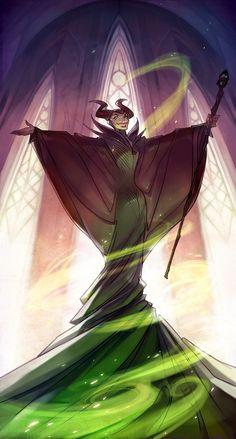Maleficent by Nicholas Kole