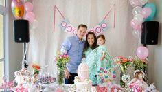 Aniversário 1 Ano da Clara na Integra: Como organizar uma festa você mesma!