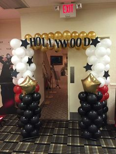 Hollywood Red Carpet Birthday Party Ideas   Photo 1 of 23   Catch My Party