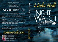 NIGHT WATCH by Linda Hall, TBR 9/2014