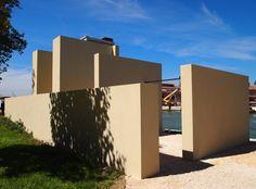 Giardino delle Vergini Installations by Álvaro Siza and Eduardo Souto de Moura