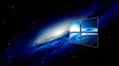 Windows 10 landscape wallpapers.