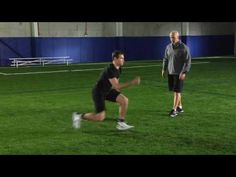 Hockey Off-Ice Training Drill #3: Core Circuit Training - YouTube