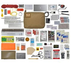 The expanded level survival kit designed for self-sufficiency over longer periods of time and extended emergencies. Covers all eight life-saving survival tasks. Includes over 50 survival components wi
