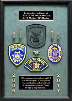 Personalized Engraved //// Police SWAT //// Picture Frame //// ERT