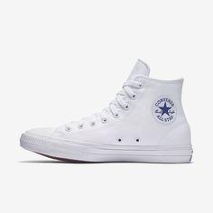 Pale Blue Converse Chuck Taylor Ii Shield Hi Trainers Online