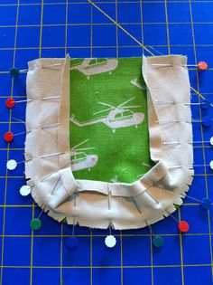 Bellows pocket tutorial-perfect for anything for a little boy! Great for pants coats vests etc.