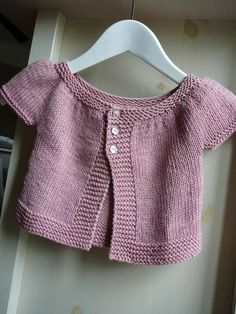 - Page 3 - Les passions de Marion! Sirdar Knitting Patterns, Baby Cardigan Knitting Pattern Free, Crochet Baby Jacket, Knit Baby Dress, Knitted Baby Cardigan, Toddler Sweater, Baby Pullover, Free Knitting, Baby Sweaters