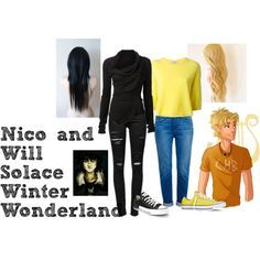 48827ed93f59 Will Solace, Movie Inspired Outfits, Leo Valdez, Percy Jackson Books, Nico  Di