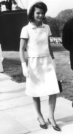 Jackie Kennedy 1965