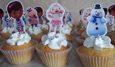 cupcakes de doctora juguetes - Buscar con Google