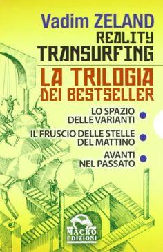 Reality transurfing. La trilogia: Lo spazio delle variant... http://amzn.to/2hpDQYv