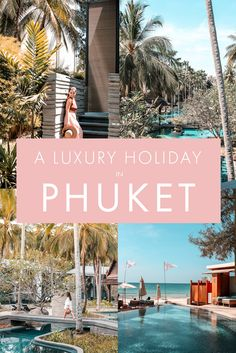 What to Know About Phuket Phuket is Thailand's largest island, with an area of 570 square kilometers. It is also Thailand's only island, a stand-alone province. Phuket is one of the mos… Thailand Travel Guide, Visit Thailand, Phuket Thailand, Asia Travel, Travel Info, Travel Guides, Holiday In Phuket, Phuket Resorts, Romantic Honeymoon