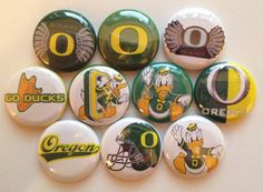 Hey, I found this really awesome Etsy listing at https://www.etsy.com/listing/187367673/set-of-10-university-of-oregon-ducks