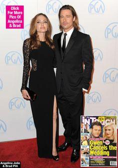 Brad Pitt & Angelina Jolie Split: Living Separate Lives For Over A Year —Report. #bradpitt #angelinajolie