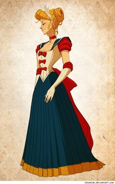 Claire Hummel Puts Superheroes in Fresh Costumes and Princesses in Historical Dresses [Art]