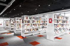 TERVUREN PUBLIC LIBRARY, BELGIUM