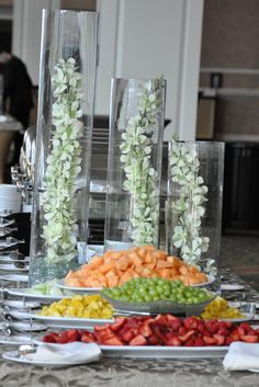 Indian wedding cocktail hour
