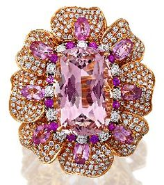 MORGANITE, SPINEL, SAPPHIRE AND DIAMOND RING, Sotheby's Australia Auctions, Calender, Australian Auctioneers