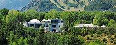Aspen Meadows Resort: The Bauhaus-style Aspen Meadows Resort is a year-round destination in the heart of the Rockies.
