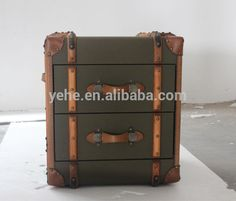 Look what I found Via Alibaba.com App: - Canvas corner table,side table,bed stand dark green colour