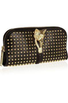 #AlexanderMcQueen #clutch #handbags