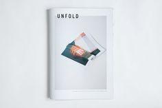 Unfold Magazine on Behance — Designspiration