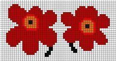 marimekko villasukat - Sök på Google Tapestry Crochet Patterns, Fair Isle Knitting Patterns, Knitting Charts, Intarsia Knitting, Knitting Socks, Cross Stitch Embroidery, Cross Stitch Patterns, Crochet Chart, Knitting Projects