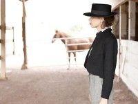 Equestrian Fashion - Jockey Inspired Looks Equestrian Chic, Equestrian Outfits, Equestrian Fashion, Horse Fashion, Tomboy Fashion, Tomboy Style, Androgynous Fashion, Androgyny, Fashion Fall