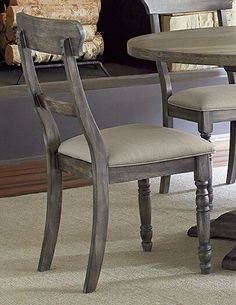 Muses Ladderback Side Chair