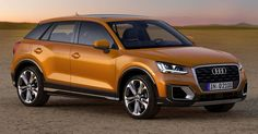 Audi Q2 Could Pose A Threat For BMW X1, Mercedes GLA #Audi #Audi_Q2