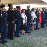 Installation retirement ceremony honors nine retirees